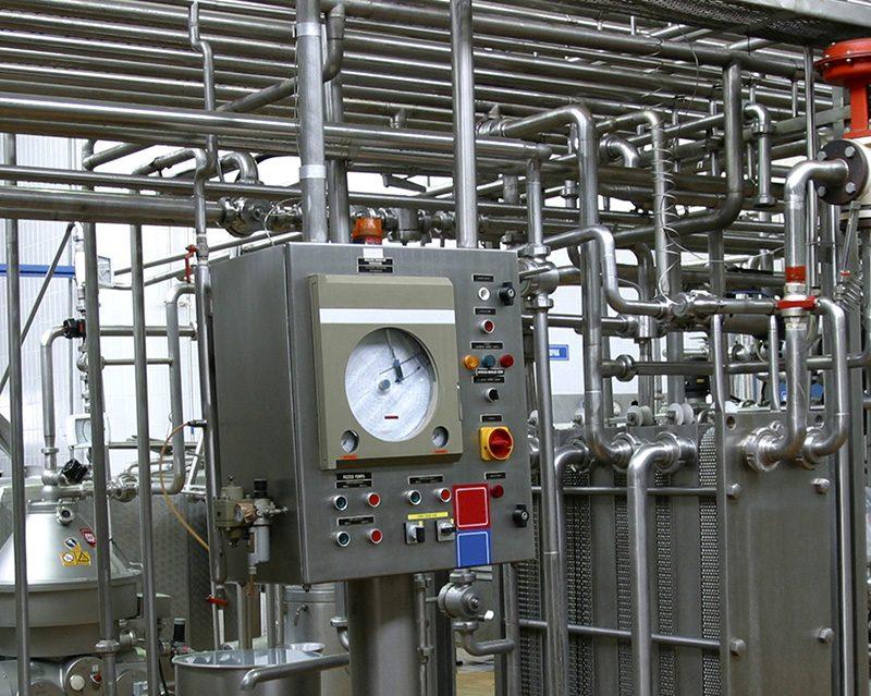 Redução de consumos energéticos na indústria de laticínios